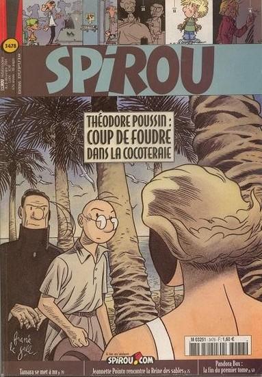 Le journal de Spirou 3478 - 3478