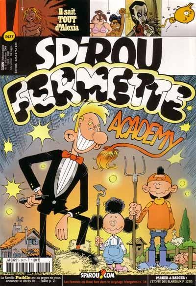 Le journal de Spirou 3477 - 3477