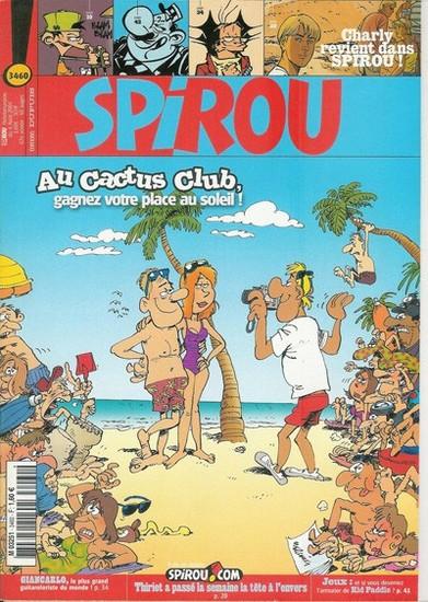 Le journal de Spirou 3460 - 3460