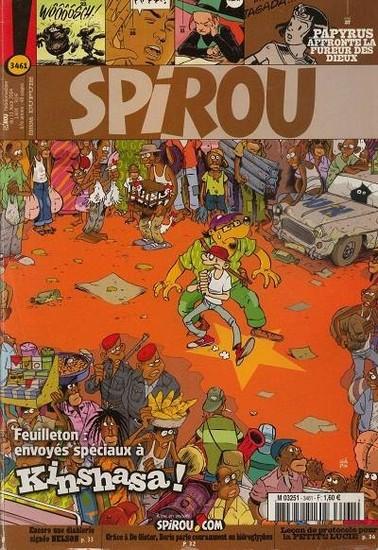 Le journal de Spirou 3461 - 3461