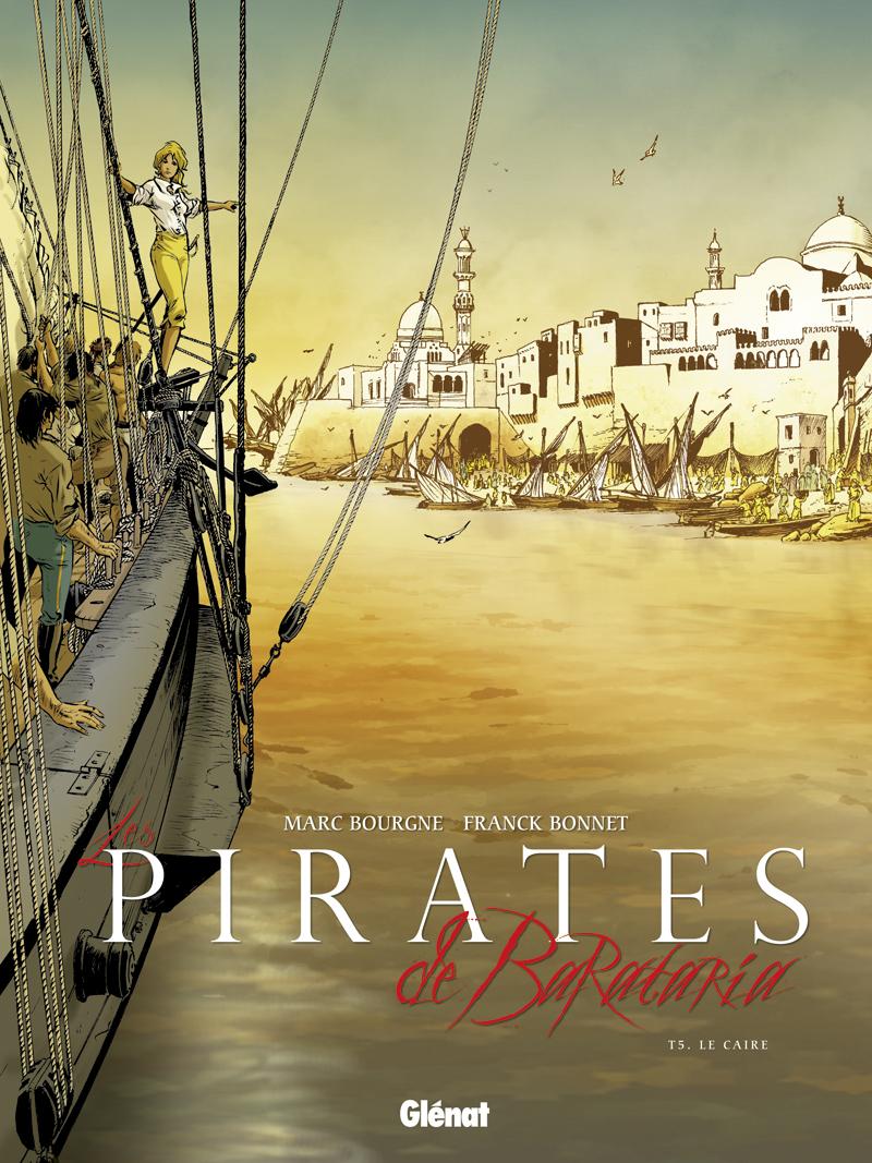 Les pirates de Barataria 5 - Le Caire