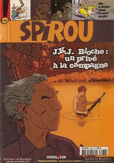 Le journal de Spirou 3486 - 3486