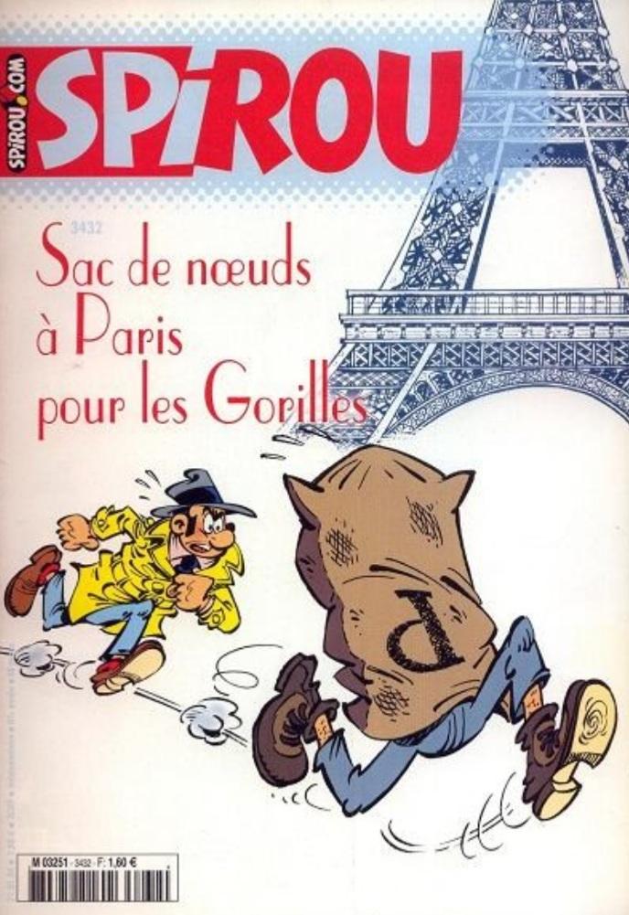 Le journal de Spirou 3432 - 3432