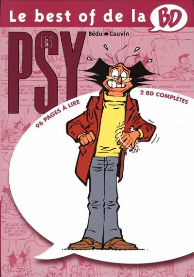 Les psy 1 - Le best of de la BD 15 : Les Psy