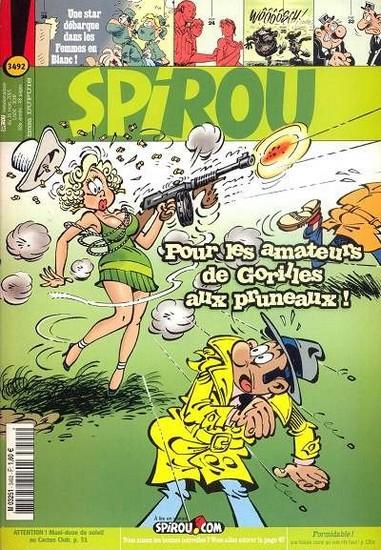 Le journal de Spirou 3492 - 3492