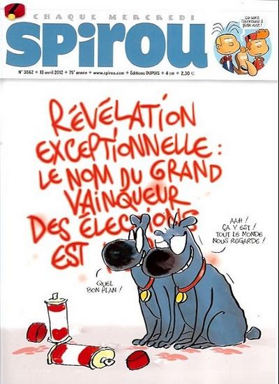 Le journal de Spirou 3862 - 3862