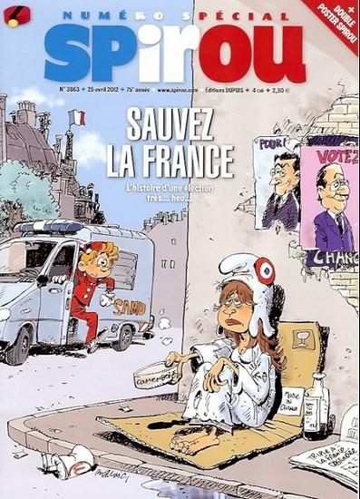 Le journal de Spirou 3863 - 3863