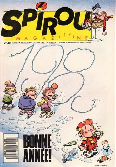 Le journal de Spirou 2646 - 2646