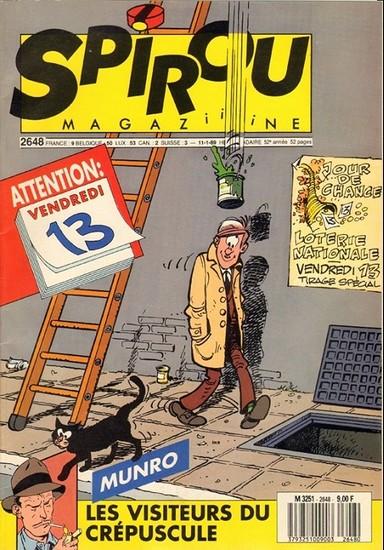Le journal de Spirou 2648 - 2648