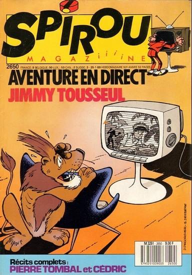 Le journal de Spirou 2650 - 2650