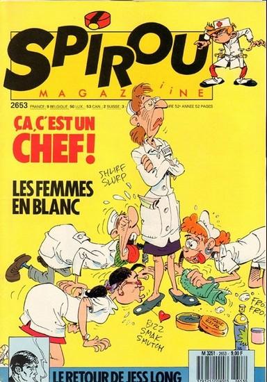 Le journal de Spirou 2653 - 2653