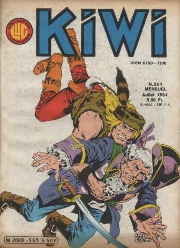 Kiwi 351 - Règlement de compte !