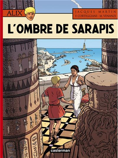 Alix 31 - L'ombre de Sarapis