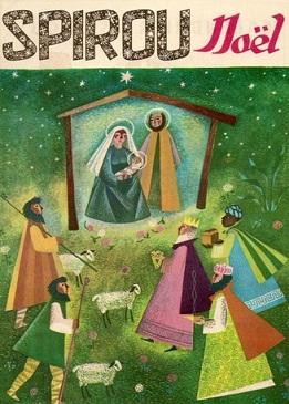 Le journal de Spirou 975 - Spirou Noël