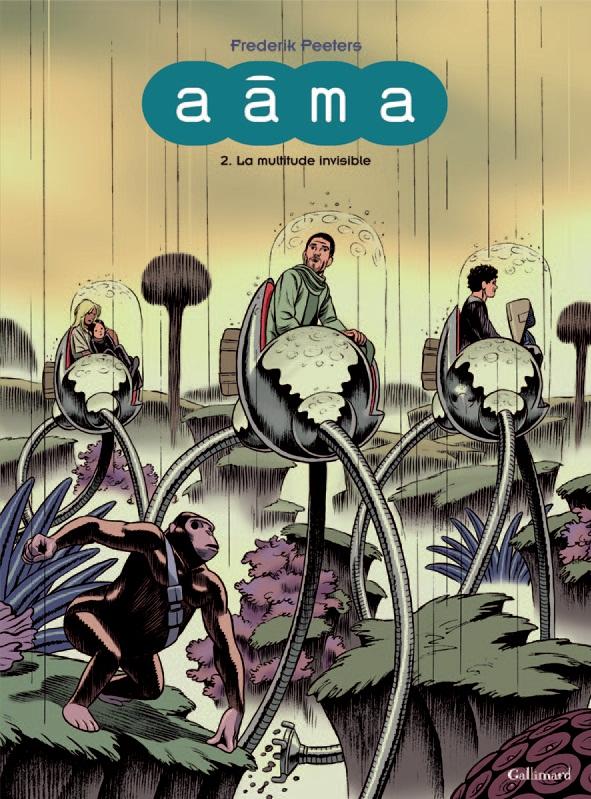 Aâma 2 - La multitude invisible