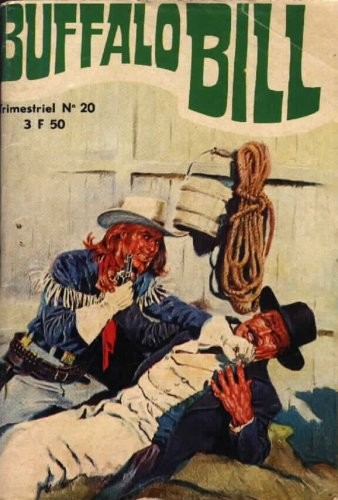 Buffalo Bill 20 - Frères ennemis
