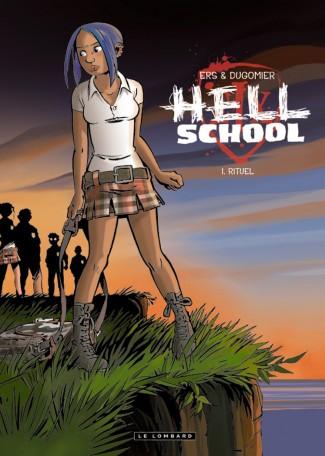 Hell school 1 - Rituel