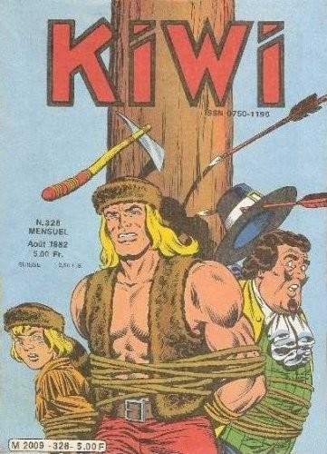 Kiwi 328 - Le royaume de Chung !