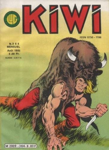 Kiwi 364 - La liberté ne tient qu'à un fil  !