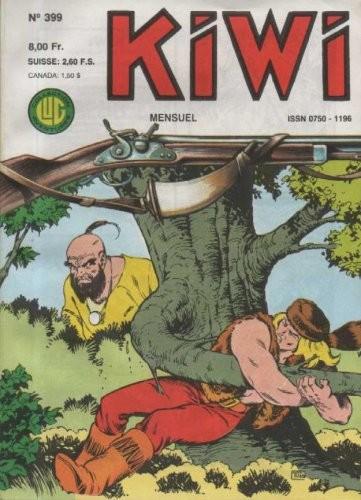 Kiwi 399 - Le serpent et le géant
