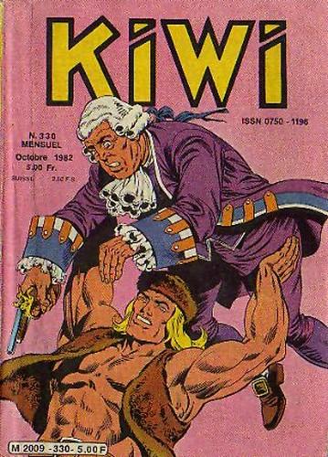 Kiwi 330 - A qui est le daim ?