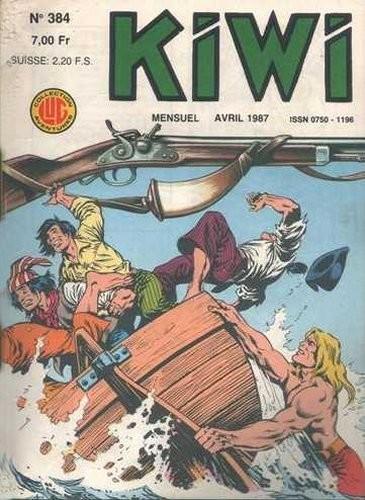 Kiwi 384 - L'île de la peur !