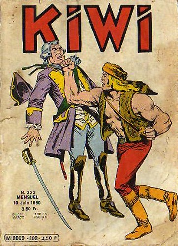 Kiwi 302 - Le comte de Drakulstein