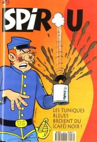 Le journal de Spirou 2912 - 2912
