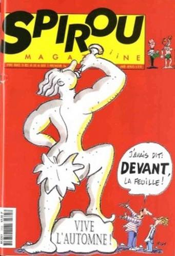 Le journal de Spirou 2895 - 2895