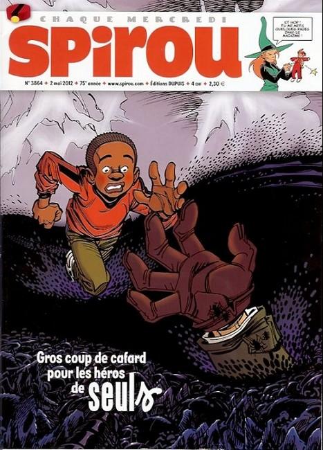 Le journal de Spirou 3864 - 3864