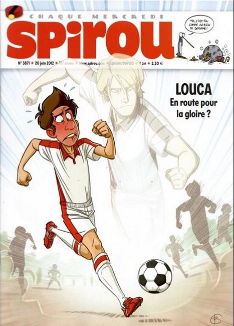 Le journal de Spirou 3871 - 3871