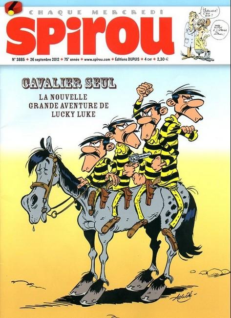 Le journal de Spirou 3885 - 3885