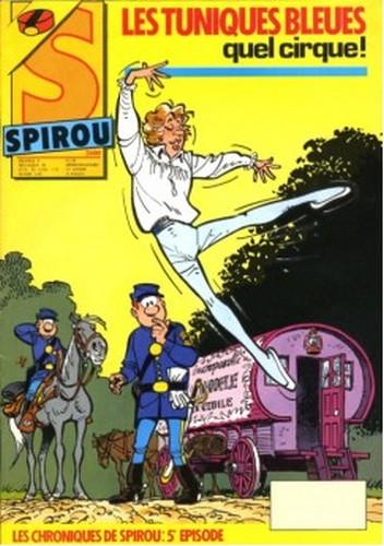 Le journal de Spirou 2600 - 2600