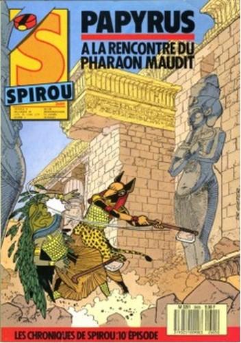 Le journal de Spirou 2605 - 2605