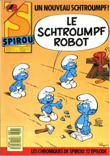 Le journal de Spirou 2607 - 2607