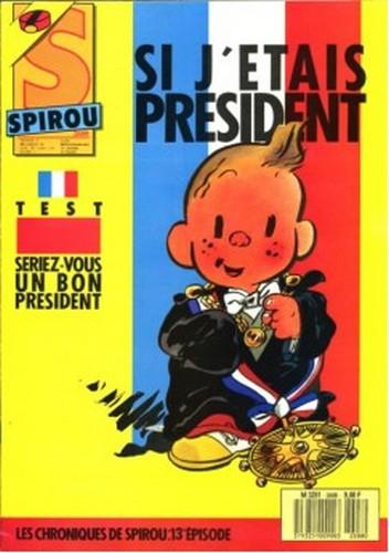 Le journal de Spirou 2608 - 2608