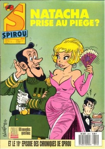 Le journal de Spirou 2614 - 2614