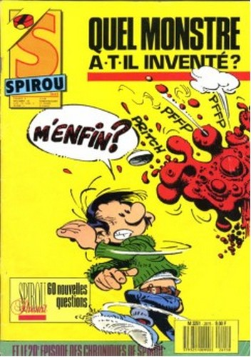 Le journal de Spirou 2615 - 2615