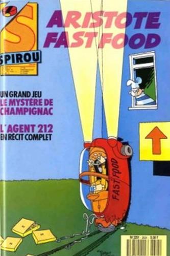 Le journal de Spirou 2624 - 2624