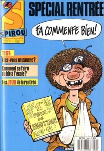 Le journal de Spirou 2630 - 2630