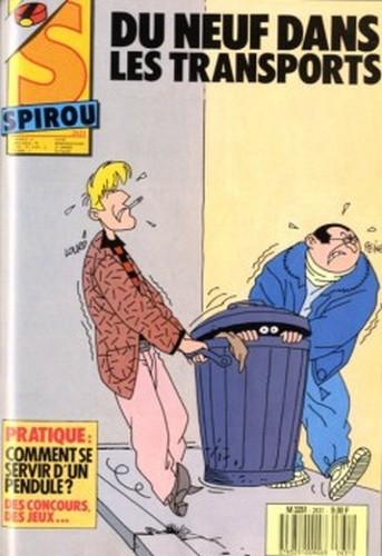 Le journal de Spirou 2631 - 2631