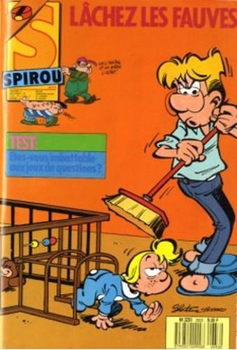 Le journal de Spirou 2633 - 2633