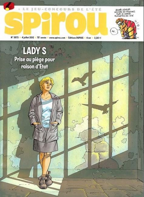 Le journal de Spirou 3873 - 3873