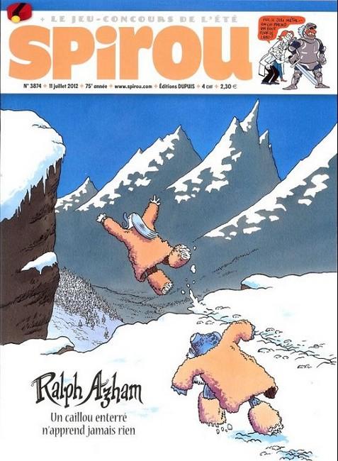 Le journal de Spirou 3874 - 3874