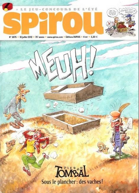 Le journal de Spirou 3875 - 3875
