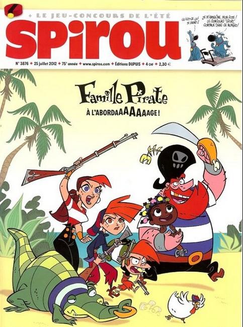 Le journal de Spirou 3876 - 3876