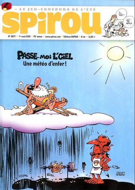 Le journal de Spirou 3877 - 3877