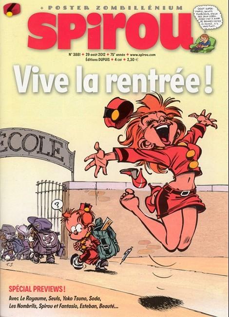 Le journal de Spirou 3881 - 3881