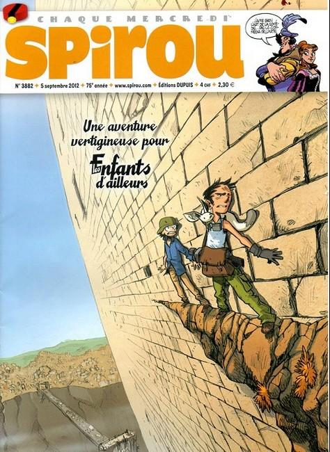 Le journal de Spirou 3882 - 3882