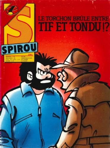 Le journal de Spirou 2501 - 2501